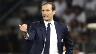 Juventus coach Massimiliano Allegri: We're not struggling at all