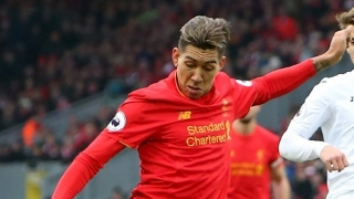 Gerrard on Liverpool star Firmino: 'He's absolutely top level'