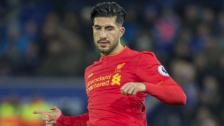 Juventus target Emre Can focusing on Liverpool season