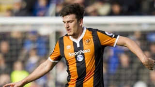 Tottenham eyeing Hull defender Harry Maguire