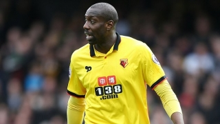 Malaga to beat Fulham to Watford striker Stefano Okaka