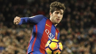 Sergi Roberto agrees new Barcelona contract