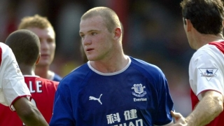 Hughes exclusive on Man Utd great Rooney: At Everton he had hair everywhere