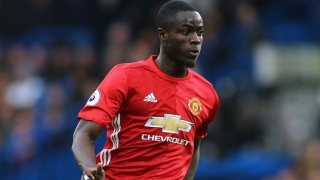 Bailly welcomes Man Utd competition