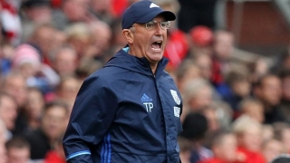 ​West Brom manager Pulis: What's wrong with one up front? Everyone does it!