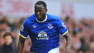 ​Lukaku wants Everton push for top four finish