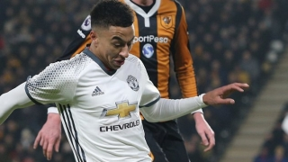 ​Lingard delighted to be with old pal Pogba at Man Utd
