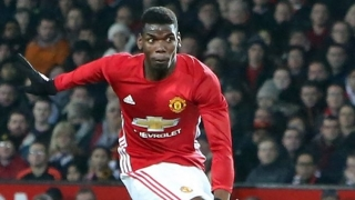 WATCH: Man Utd star Pogba back in action - in Colombia