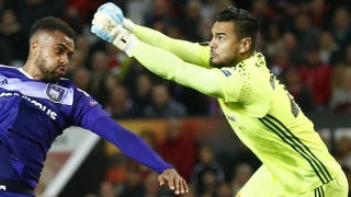 Sergio Romero excited back in Man Utd Cup action tonight