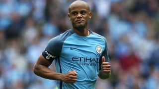 Man City boss Guardiola: Kompany and Aguero staying