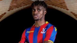 Zaha shuns Spurs and signs new five-year deal with Crystal Palace
