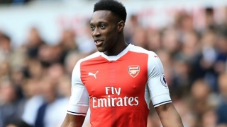 Arsenal striker Danny Welbeck: I'm still carrying knee injury