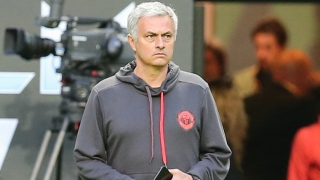 REVEALED: Man Utd boss Mourinho assesses Eintracht Frankfurt winger Gacinovic in Austria