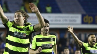 Huddersfield defender Michael Hefele interesting Aston Villa