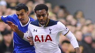 ​Manchester United swoop for Tottenham left-back Danny Rose