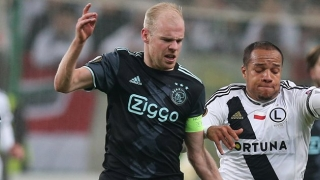 Everton caught short as Roma go for Ajax captain Klaassen