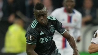 Tottenham have bid accepted for Ajax defender Davinson Sanchez
