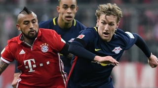 Arsenal battle Inter Milan for Bayern Munich midfielder Arturo Vidal