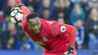 Mandanda pals rubbish Crystal Palace strike talk