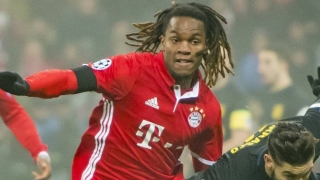 Bayern Munich midfielder Renato Sanches opens door to AC Milan move