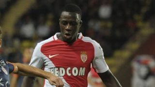 Monaco fullback Benjamin Mendy due Man City medical