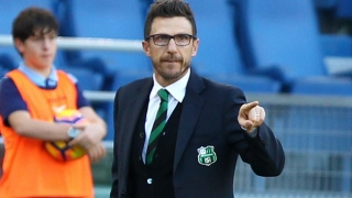 Roma coach Di Francesco 'very satisfied' after derby win