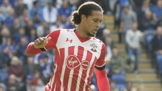 ​Liverpool wait for Southampton approval before van Dijk talks