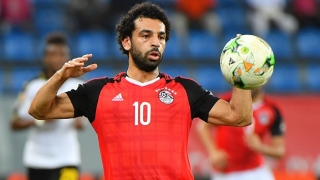 Mohamed Salah arrives at Liverpool among best finishers in game