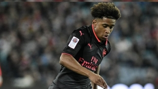 Arsenal midfielder Nelson talks up new U23 coach Ljungberg