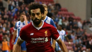 Liverpool boss Klopp admits Salah near red zone