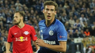 Man City join race for Schalke midfielder Goretzka