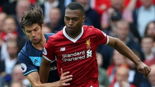 Liverpool striker Daniel Sturridge warms to Inter Milan option