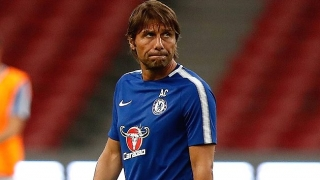Ex-Chelsea boss Conte hits back at Ramos over 'respect' claims