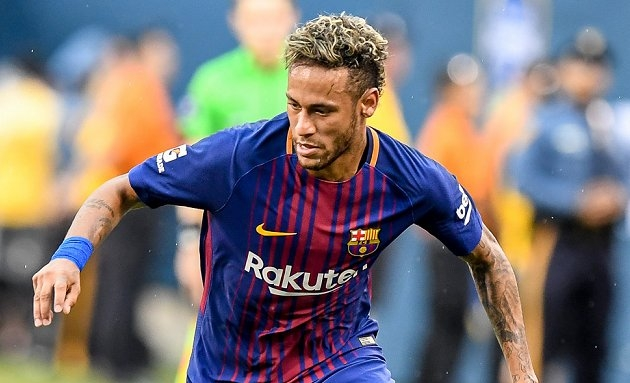 Neymar Snr leaves Barcelona worried after crunch New Jersey meeting