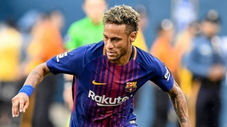 ​Neymar provides the edge as Barcelona defeat Man Utd