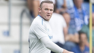 Everton striker Calvert-Lewin: Rooney brilliant with young players