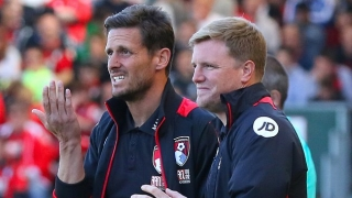 ​Howe confirms Bournemouth starlet Simpson not joining Rangers