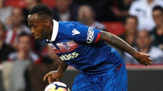 ​Stoke City striker Berahino feeling 'sharp, happy and hungry'