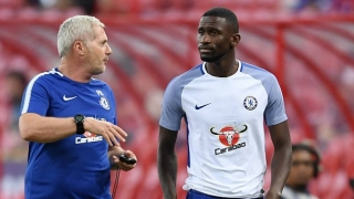 Rudiger: I never joined Chelsea expecting guaranteed start