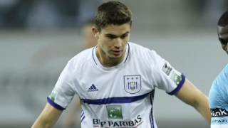 West Ham boss Moyes sends Pearce to scout Anderlecht star Dendoncker