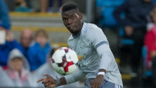 Man Utd midfielder Pogba: Waddle a hero for me