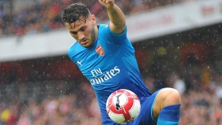 ​Kolasinac misses Arsenal's Europa League clash