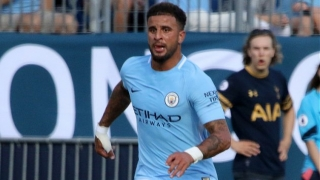 Man City full-back Walker: There's still a lot of football left