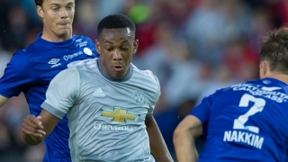 Man Utd players impressed by new Martial attitude on tour