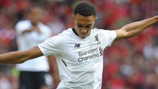 ​Alexander-Arnold says 'he really doesn't like' Liverpool teammate Salah