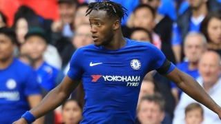 Michy Batshuayi scores twice in Chelsea Checkatrade Trophy win