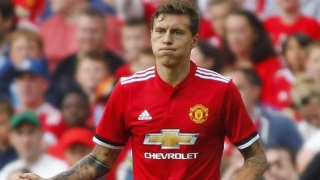 Whoops! After Huddersfield howler Man Utd defender Lindelof gets her indoors upset...