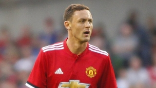Man Utd midfielder Matic: My advice for Pogba...