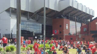 ​Liverpool plan for 61,000 capacity Anfield