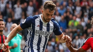 Burnley signing Jay Rodriguez tribute to West Brom
